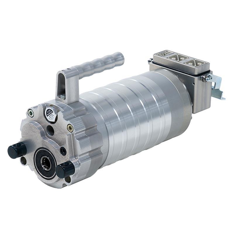 15 кВт ВЧ-двигатель Pentruder