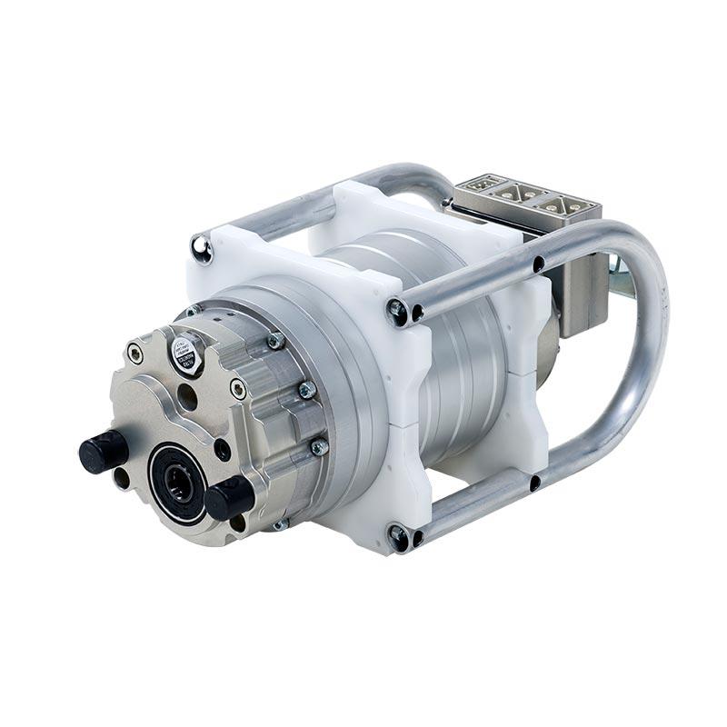 18-22-27 кВт ВЧ-двигатель Pentruder