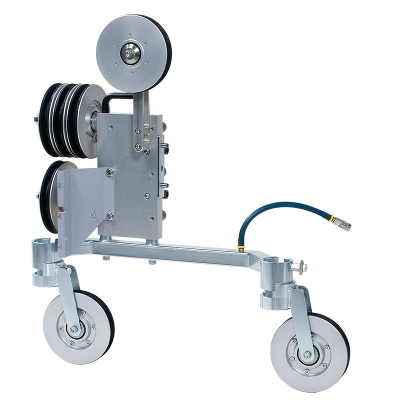 3P8-LA Нижний блок шкивов канатной машины Pentruder 3P8