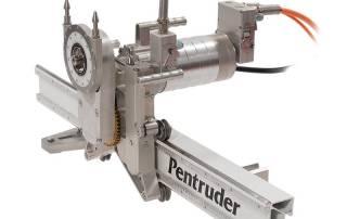 Стенорезная машина Pentruder 6-10HF