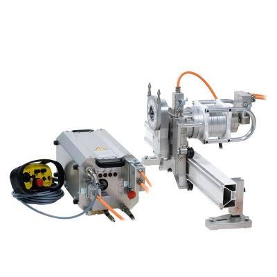 Стенорезная машина Pentruder 6-10HF с блоком управления Pentpak 427