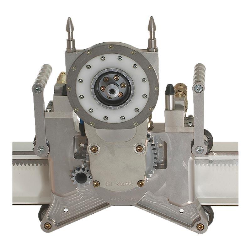 Гидравлическая стенорезная машина Pentruder 6-12HY