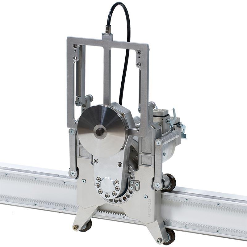 Высокочастотная cтенорезная машина Pentruder 6-12lean