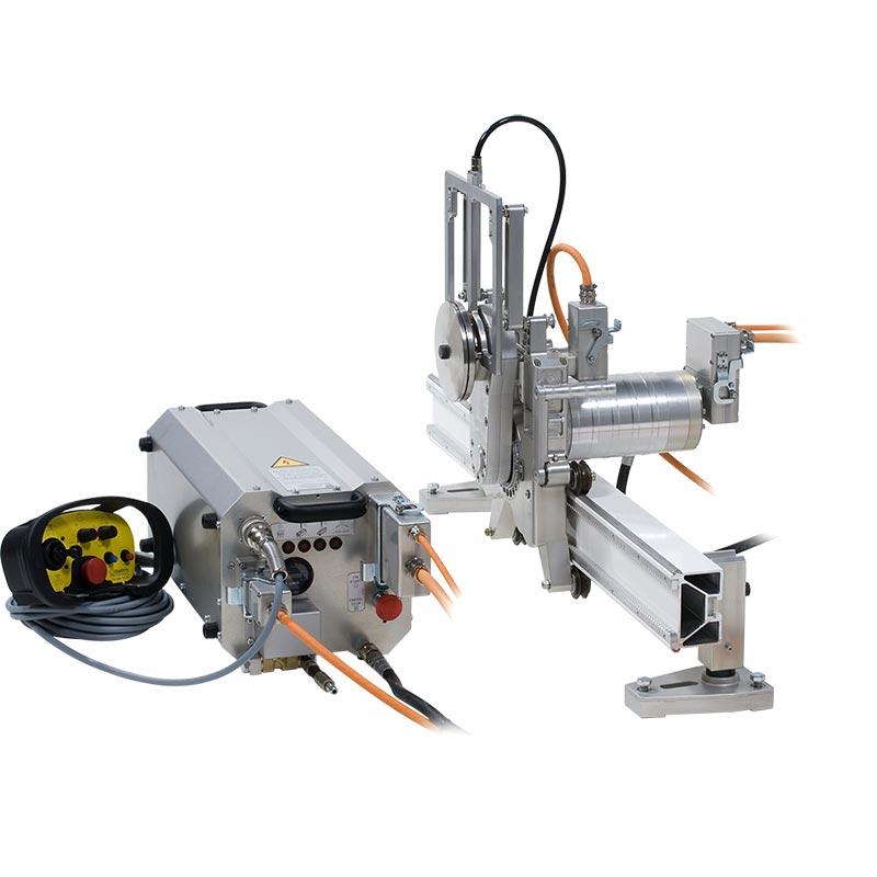 Стенорезная машина Pentruder 6-12lean с блоком управления Pentpak 427