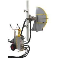 Гидравлическая стенорезная машина Pentruder 8-20HY и Pentpak 25
