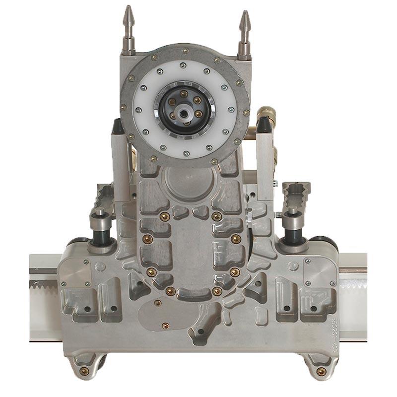 Гидравлическая стенорезная машина Pentruder 6-16HY