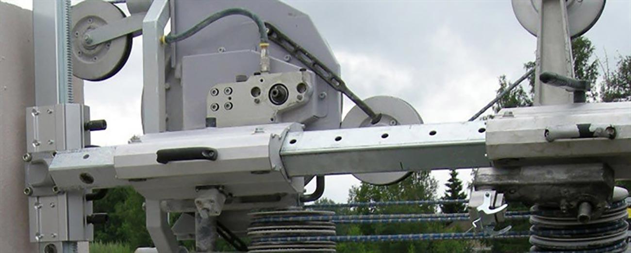 70 мм стойка-колонна Pentruder