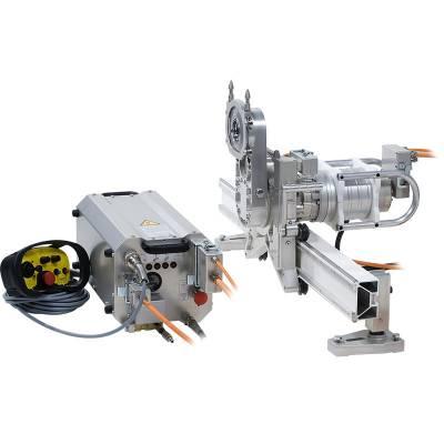 Стенорезная машина Pentruder 8-20HF с блоком управления Pentpak 427