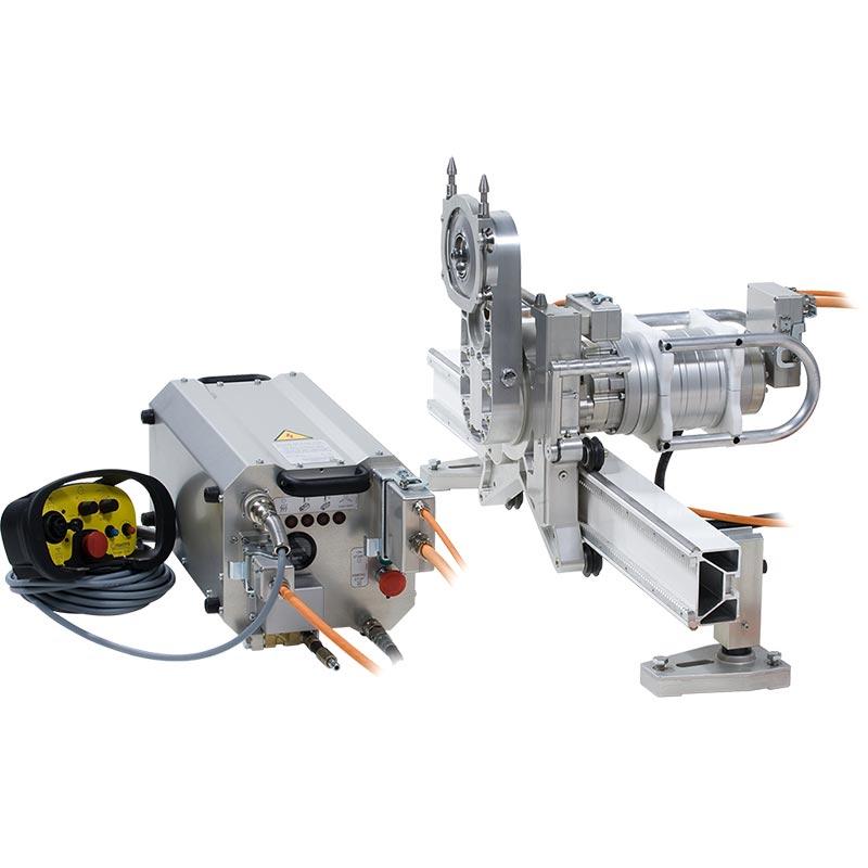 Стенорезнная машина Pentruder 8-20iQ с блоком управления Pentpak 427