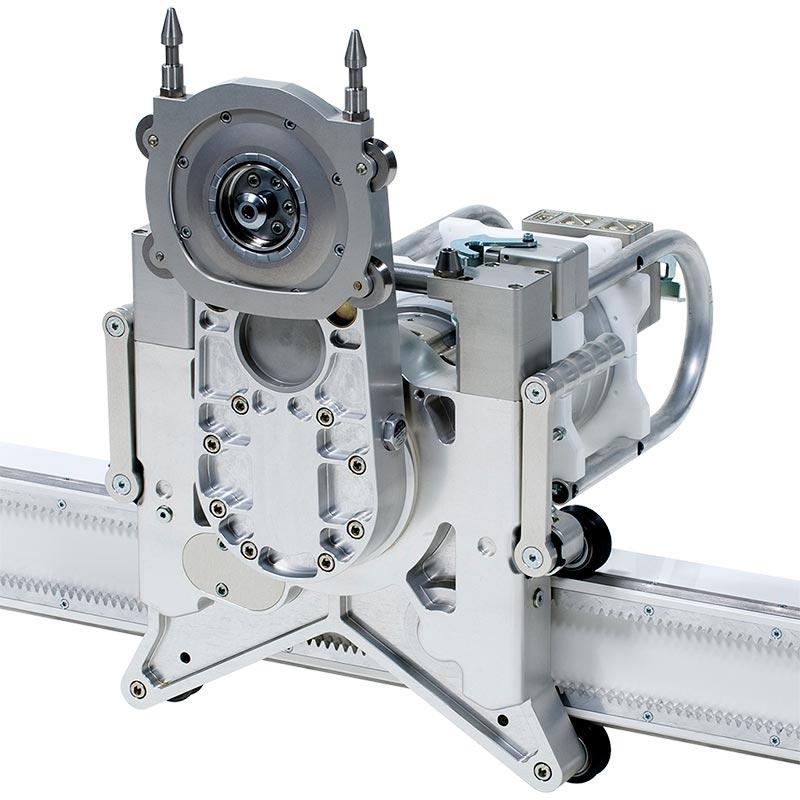 Стенорезнная машина Pentruder 8-20iQ/HF