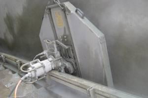 Стенорезная машина Pentruder 8-20HF в работе