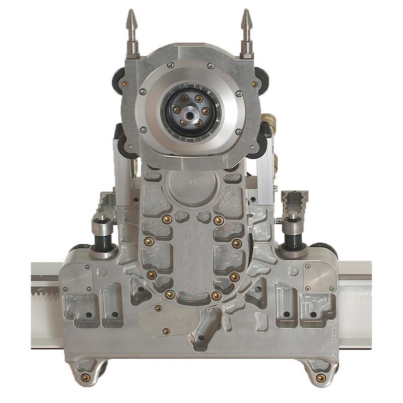 Гидравлическая стенорезная машина Pentruder 8-20HY