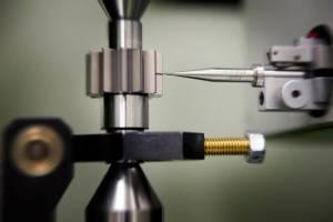 CNC проверка шестеренок