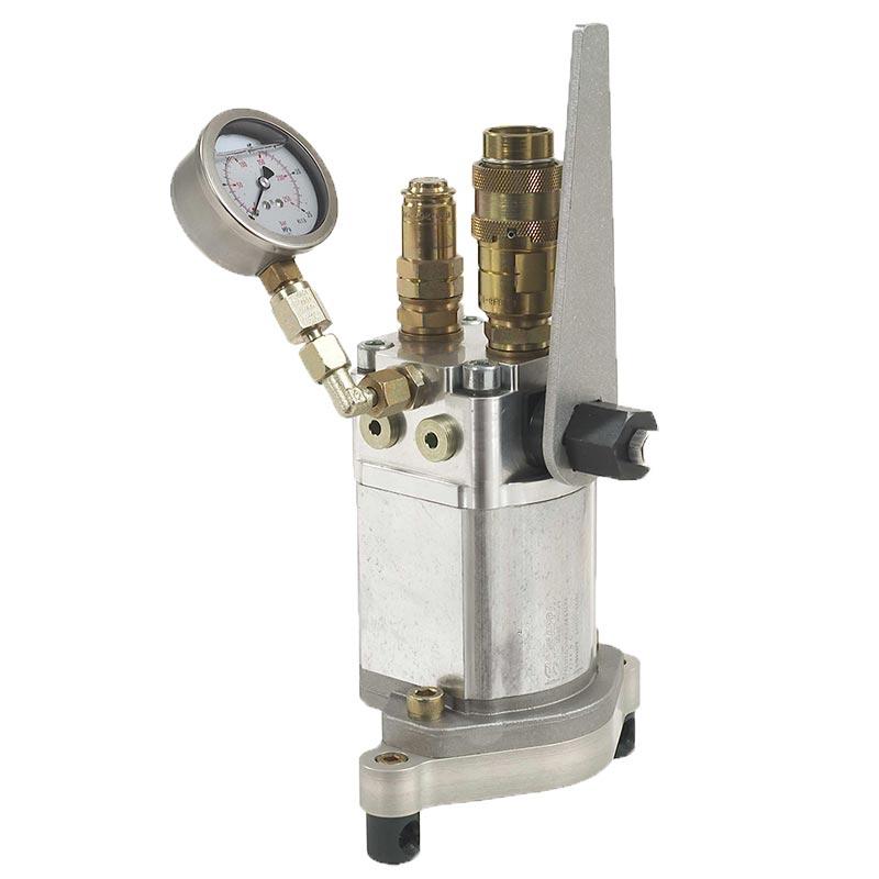 Гидравлический двигатель Pentruder