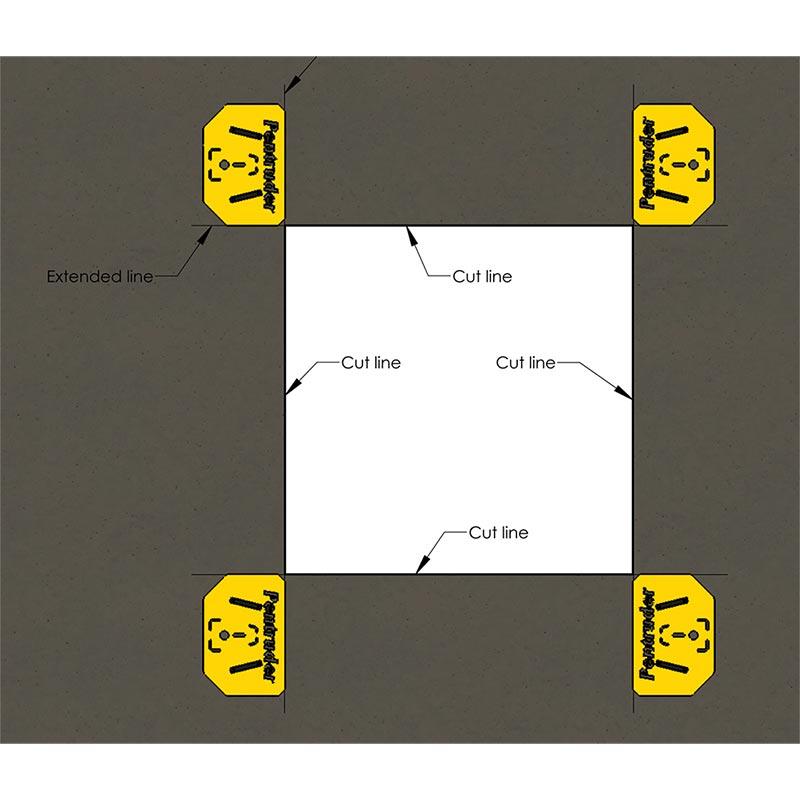 Инструкция по монтажу направляющей Pentruder MCCS