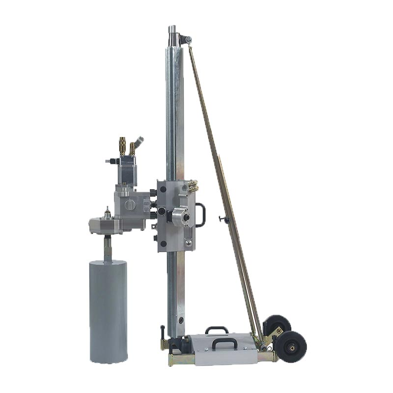 Гидравлическая установка алмазного бурения Pentruder MD1-HY на 70 мм стойке-колонне