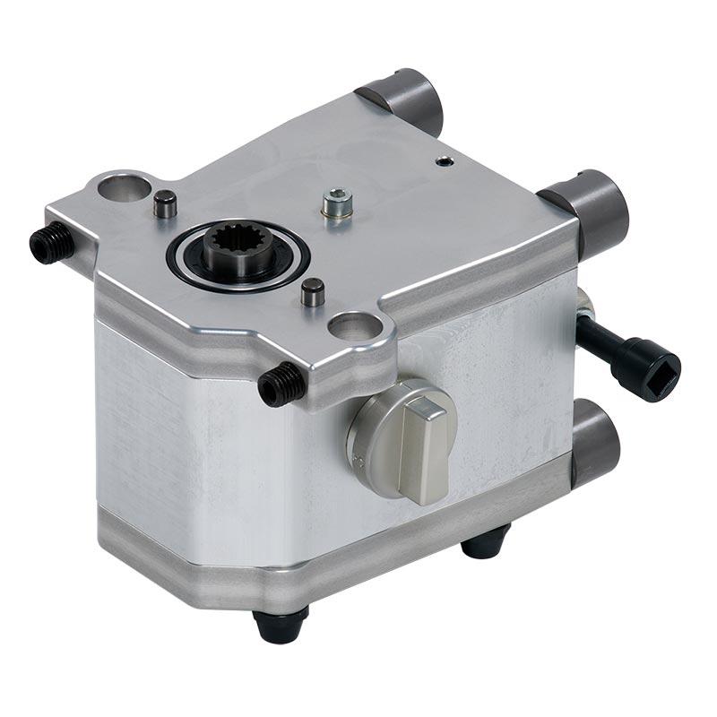 коробка передач установки алмазного бурения Pentruder MD1