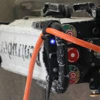 Яркие светодиоды двигателя установки алмазного бурения Pentruder MDU-NTGRA