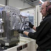 Производство компонентов стенорезной машины Pentruder