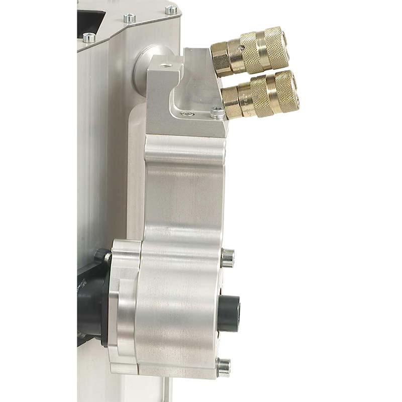 PT-HY32 - гидравлическое устройство подачи для 70 мм стойки колонны Pentruder