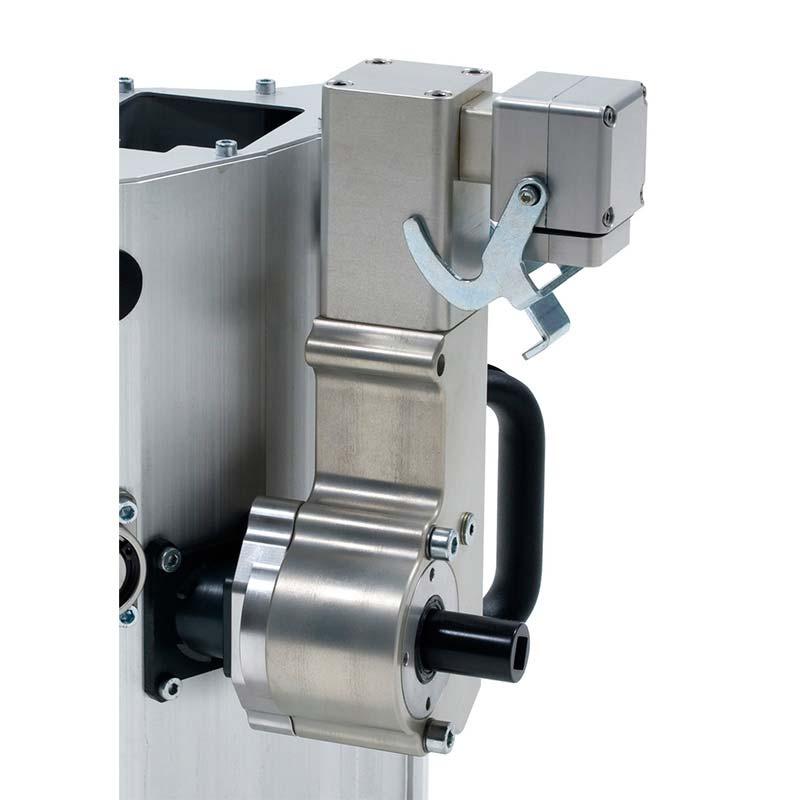 PT-MD1-3P8 - электрическое устройство подачи для 70 мм стойки колонны Pentruder