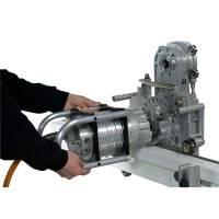Быстрое подключение двигателя стенорезной машины Pentruder