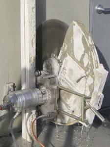 Инструкция по монтажу стенорезной машины Pentruder