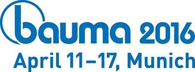 Логотип Bauma